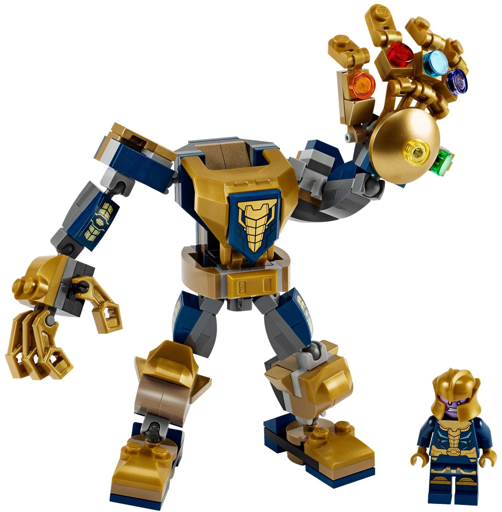 LEGO Super Heroes - Thanos Mech (76141)