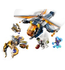 LEGO Super Heroes - Avengers Hulk Helicopter Rescue (76144)