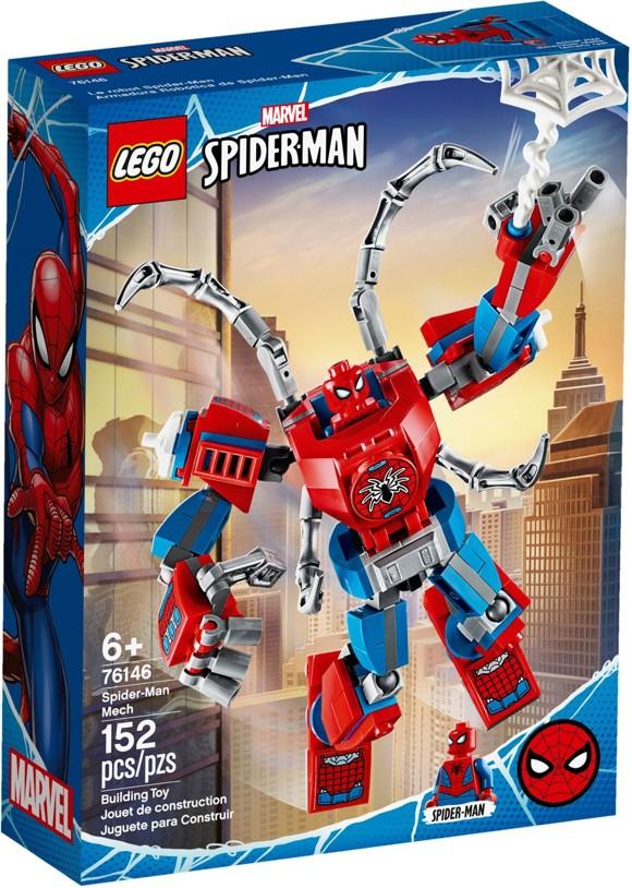 LEGO Super Heroes - Spider-Man-robot (76146)