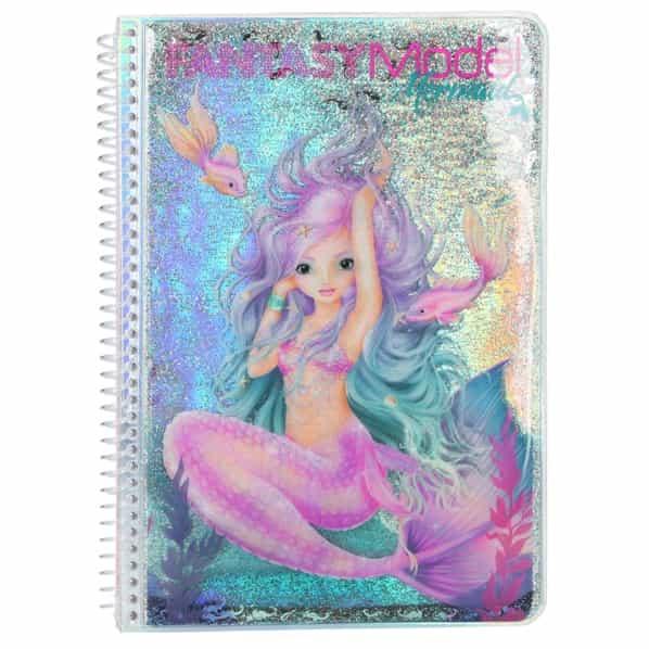 Top Model - Fantasy Model - Design Book - Mermaid (0410472)