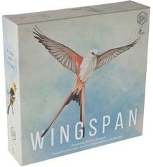 Wingspan - Brætspil (Engelsk)