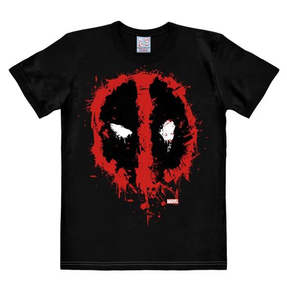 Marvel - Deadpool - Easyfit - black - Original licensed product