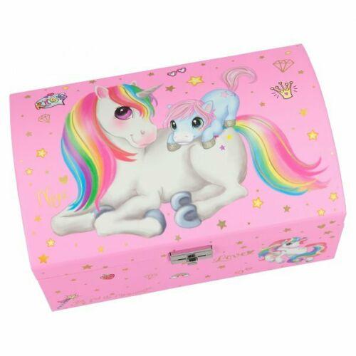 Ylvi & Th Minimoomis - Jewlery Box - Pink (411043)