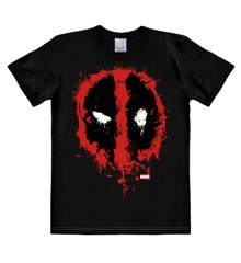 Marvel - Deadpool - Easyfit - black - Original licensed product