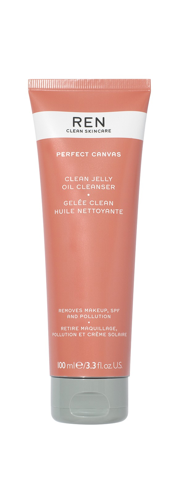 REN - Perfect Canvas Jelly Oil Cleanser 100 ml