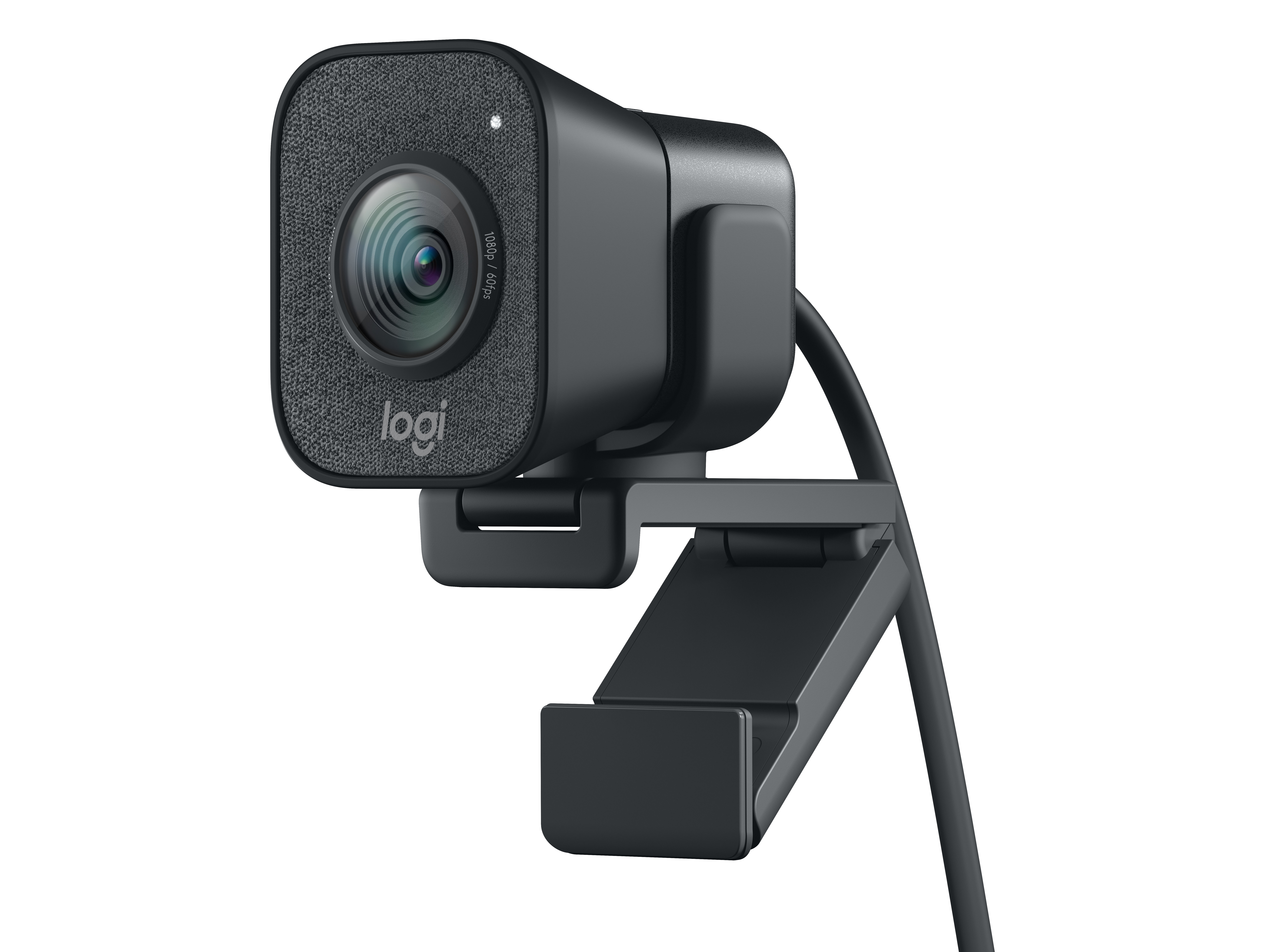 Logitech - STREAMCAM Graphite