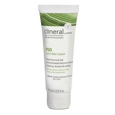 Bilde av Ahava - Clineral Pso Joint Skin Cream 75 Ml