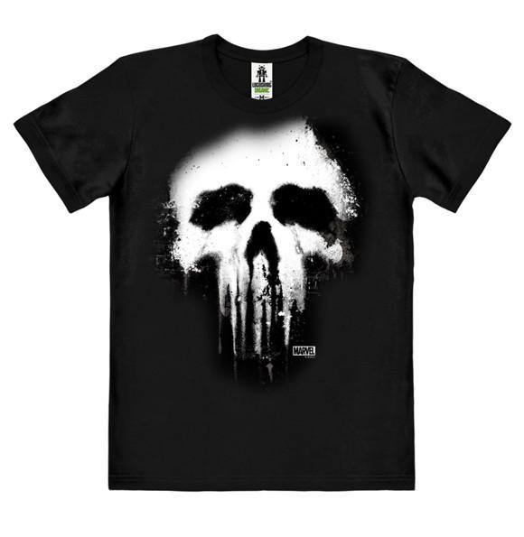 Marvel - Punisher - Easyfit - black - Original licensed product