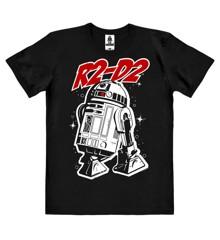Star Wars - R2-D2 - Easyfit Organic - black - Original licensed product