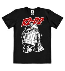 Star Wars - R2-D2 - Easyfit Organic - black - Original licensed product