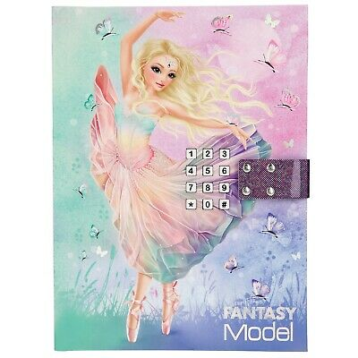 Top Model - Fantasy Model - Secret Code Diary w/Sound - Ballet (0411052)