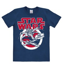 Star Wars - X-Wings - Easyfit - navy - Original licensed product