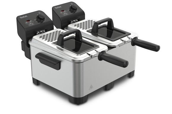 Tefal - Double Pro Fryer (FR361010)
