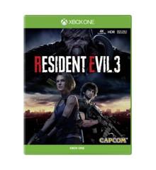 Resident Evil 3 (Nordic)