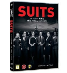 Suits - Season 9 - Dvd