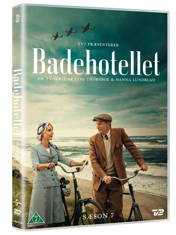 Badehotellet - Season 7 - Dvd