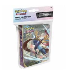 Pokemon - Sword & Shield - Mini Binder w/Booster Pack (Pokemon Kort og Mappe)
