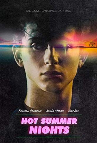 Hot Summer Nights - Blu Ray