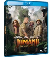 Jumanji: The Next Level - Blu Ray