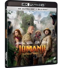 Jumanji: The Next Level (Uhd+Bd) Uhd S-T