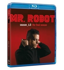 Mr Robot - Season 4 - Blu Ray