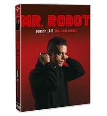 Mr Robot - Season 4 - Dvd