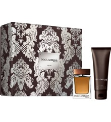 Dolce & Gabbana - The One for Men EDT 50 ml + Aftershave Balm 75 ml - Gavesæt