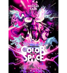 Color Out Of Space - Blu Ray