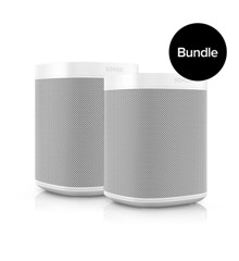 ​Sonos - 2xONE (Gen2)  - White - Bundle
