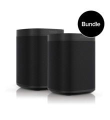 Sonos - 2XOne (gen2) - Black - Bundle