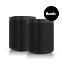 zz Sonos - 2XOne (gen2) - Black - Bundle