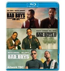 Bad Boys 1-3 - Blu Ray