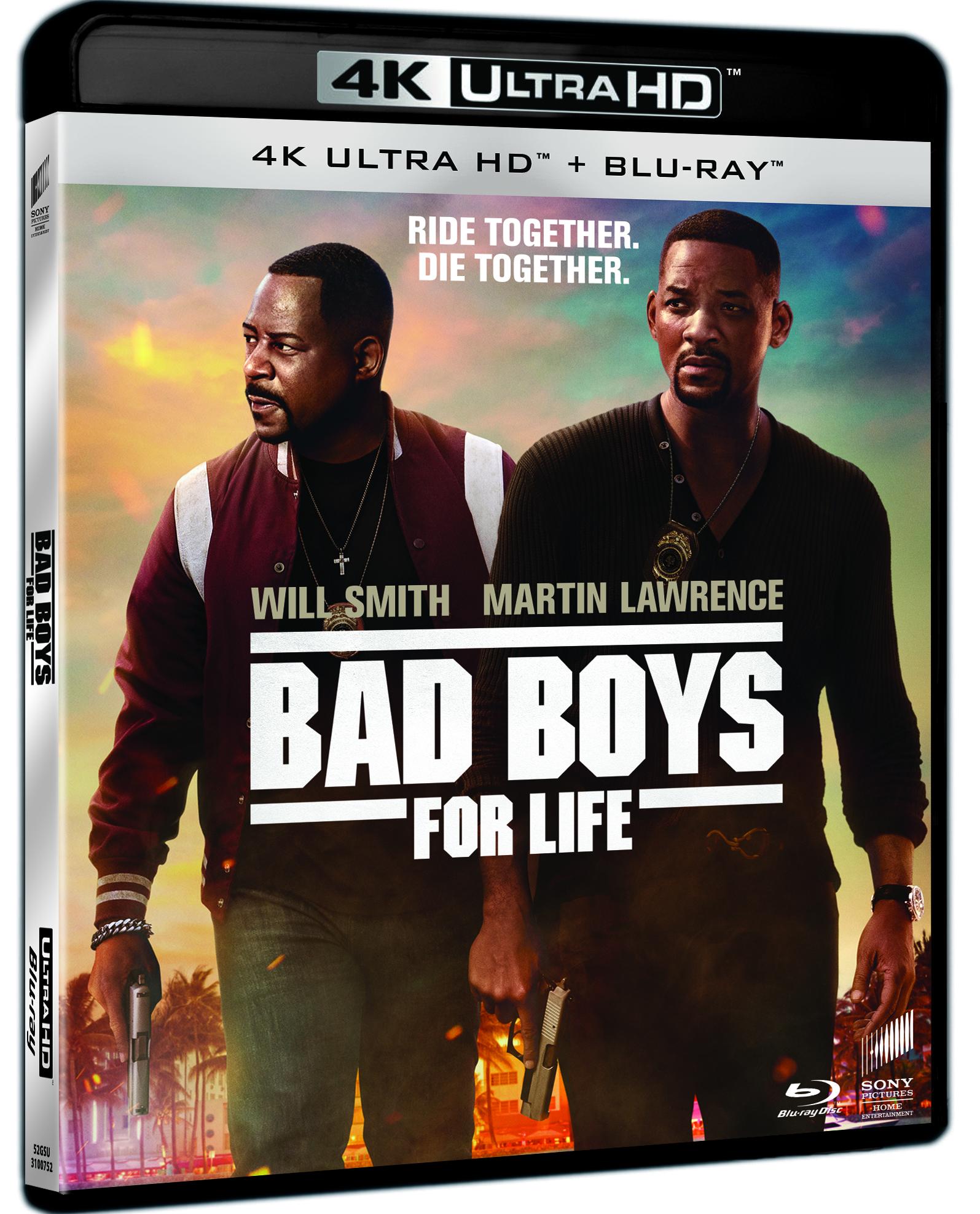 Bad Boys For Life (Uhd+Bd) Uhd S-T