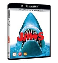 Jaws (Uhd+Bd) Uhd S-T