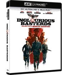 Inglourious Basterds (Uhd+Bd) Uhd S-T