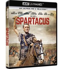 Spartacus (Uhd+Bd) Uhd S-T
