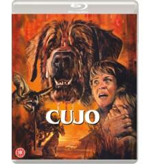 Cujo - Blu Ray (UK import)