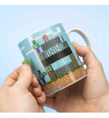 Minecraft - Build a Level Kop