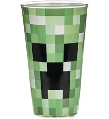 Minecraft Creeper Glass - 450ml (PP6729MCF)