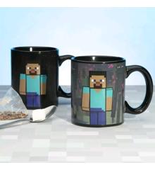 Minecraft - Enderman Farveskiftende Kop