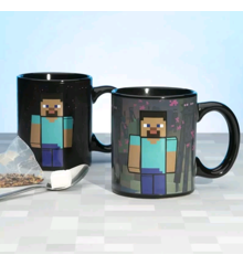 Minecraft Enderman Heat Change Mug (PP6583MCF)