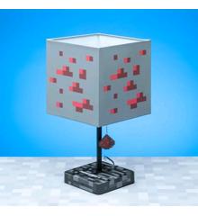 Minecraft - Rødsten LED Lampe