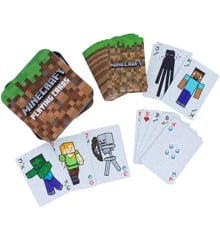 Minecraft Playing Cards (PP6587MCF)
