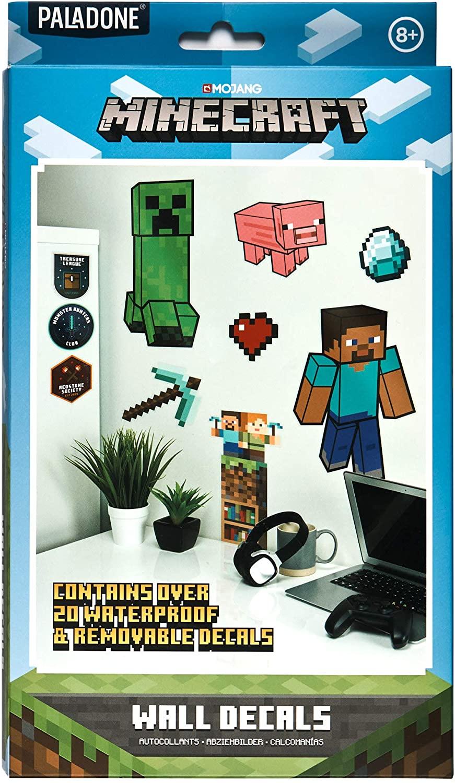 Minecraft Væg Dekorationer/Wall Stickers