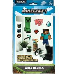 Minecraft Wall Decals (PP6586MCF)