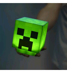 MinecraftCreeper Light BDP (PP6595MCF)