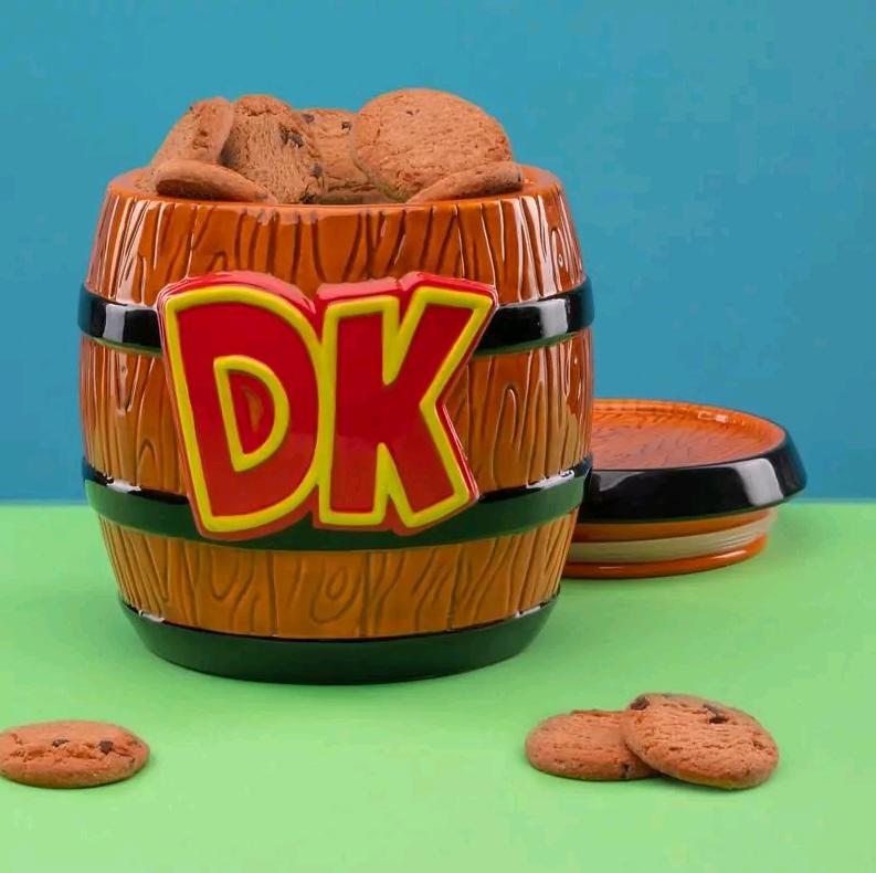 Nintendo Super Mario - Donkey Kong Cookie Jar (PP4918NN)