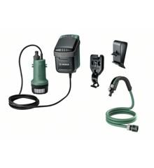 Bosch - Akku havepumpe 18V - Lader og batteri ikke inkluderet