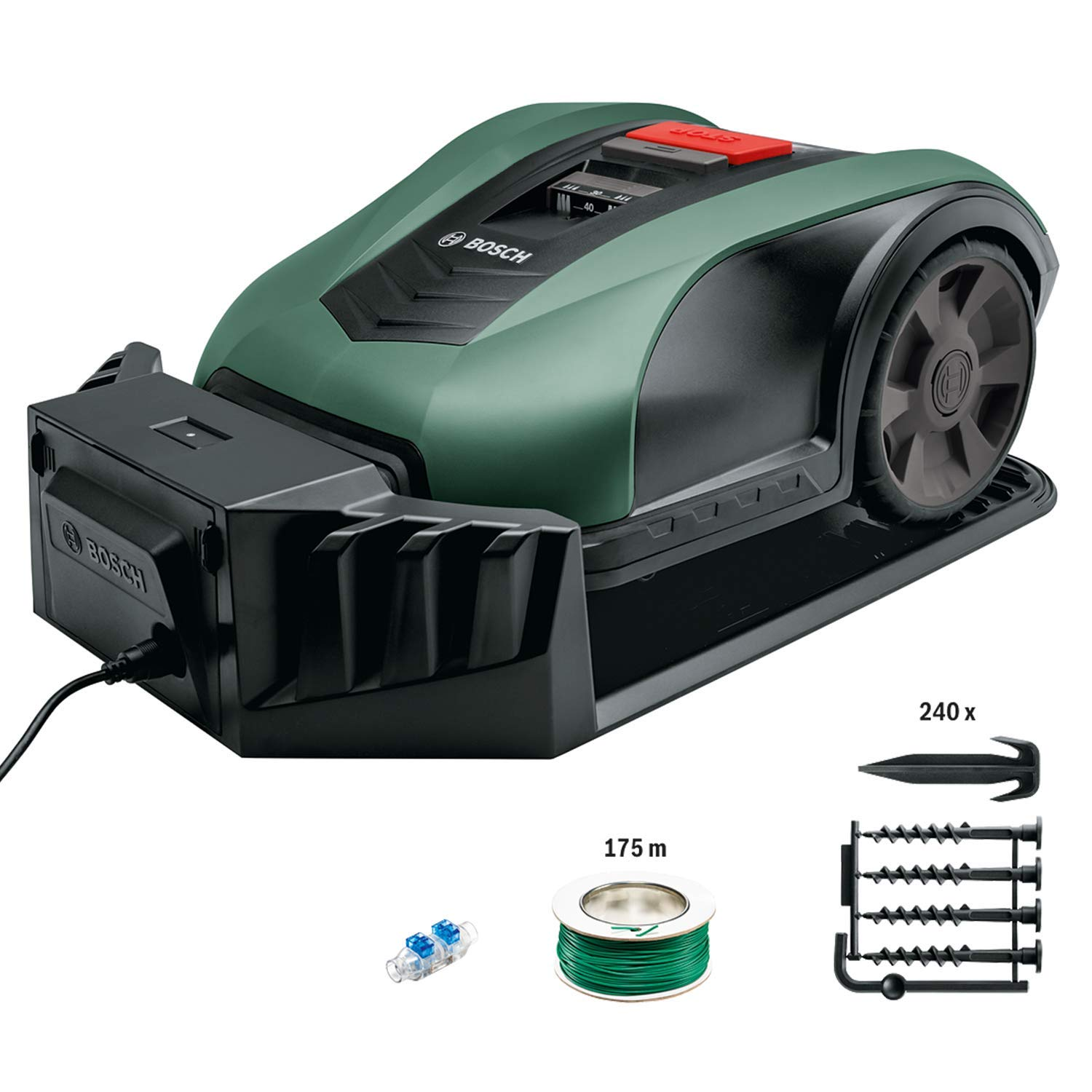 Bosch - Indego M700 Connect Robotic Lawnmower