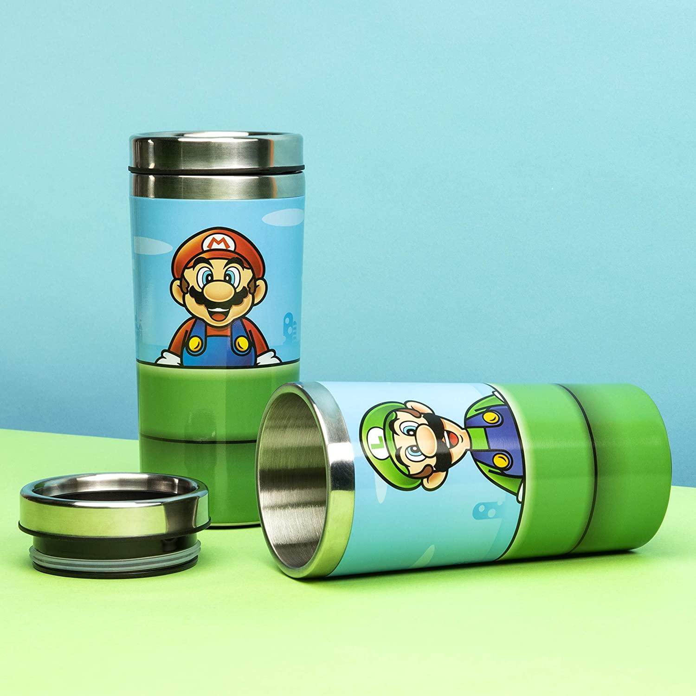 Nintendo - Super Mario Warp Pipe - To Go Kop